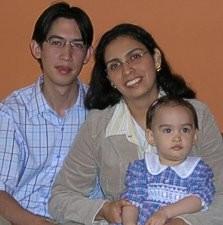 Familia Izarnótegui Márquez - 18/DIC/2005