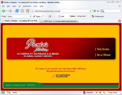 PardosChicken.com.pe