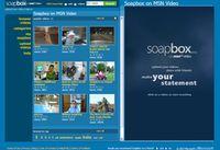 Soapbox on MSN Videos